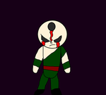 Creepy-Fighters 2 Tien by Slendercell-2