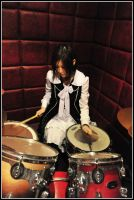 the amateur drummer by plhu