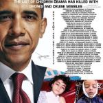 Obama killed more children than Adam Lanza by IvanAndreevich