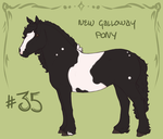 New Galloway 35 - Closed by ofcowardiceandkings