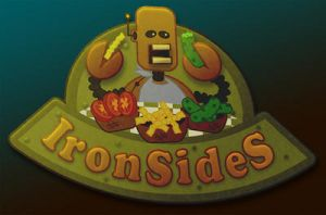 Ironsides Sign by ol-skratch