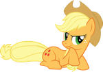 Applejack by Ravirr94