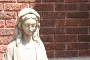Mother Mary by RedDolch