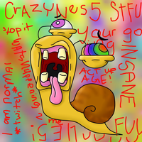 im going CRAZY!! by BuGzY111