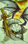 MetaKnight by Mitsuki-Chizu