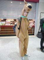 Scooby-Dooby-Doo! MCM May '13 by KaniKaniza