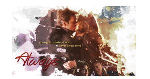 Caskett Wallpaper by WhiteRoyal