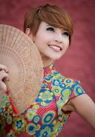 In Cheongsam 16 by Agnes108