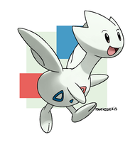 Togetic by Togekisser