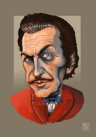 Vincent Price by muzski