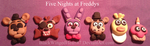 Five Nights at Freddys by BlackWingedHeart87