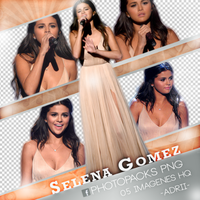 Photopack Png Selena Gomez by stephanyad