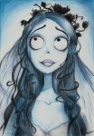 Corpse bride by TheBreakfastUnicorn