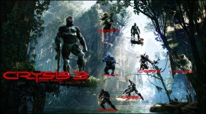Crysis 3 Icon Pack by cHolTOP