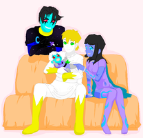A loving Family by Unithes