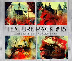 TEXTURE PACK #15 by glsd546