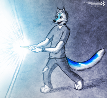 THE POWER OF THE PENCIL!! by Snowfall-The-Cat