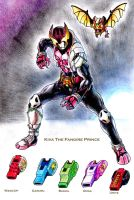 Remake-Kamen Rider Kiva by PeaceGuy