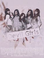 [Poster] Devil Girls by LinhYul