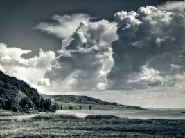 Tinted Clouds by bogdandediu