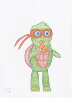 little michelangelo by creativlilthing