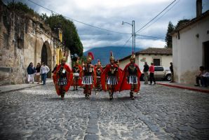 here come the romans by SantiBilly