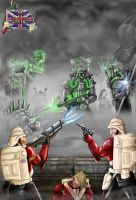 HMSEF vs Techrosis Empire by Jazon19