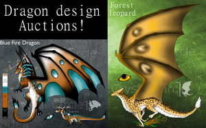 Dragon designs-$ or point auction (MOVED!) by CrystalCircle