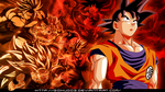 Goku All-work wallpaper by goku003