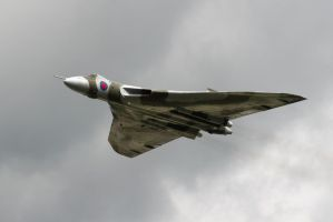 Avro Vulcan XH558, 1 by FurLined