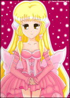 Chobits - Chii by Sweet-Blessings
