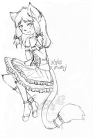 .:New OC - Momiji:. by SomaShiokaze