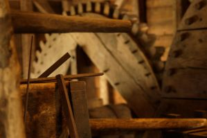 Mill Interior by frisbystock
