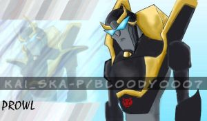 PROWL ANIMATED by Bloo-DKai12