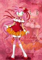 Fashion - Amy Rose by selinmarsou