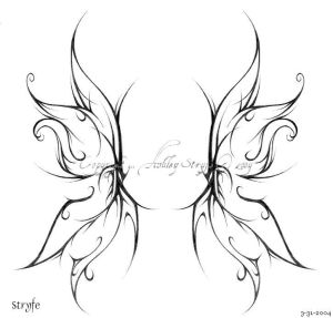 Tattoo Designs Wings