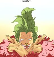 Mugiwara Fanboy Block B winner  Bartolomeo by SimoDLuffy