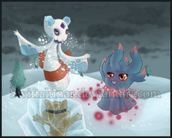 Sheer Cold .:Contest Entry:. by Swiftalunar