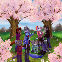 Among Friends by JeMiChi