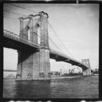 Brooklyn Bridge by fotocali
