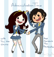 Gift: Administration Time by KUWorld