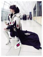 Cosplay CG: Suzaku III by y-moony-y