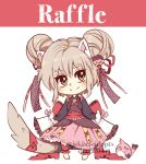 Raffle 8 (CLOSED) by Erickiwi-adopts