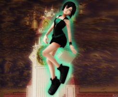 Xion Skirt Outfit [XPS] by LexaKiness