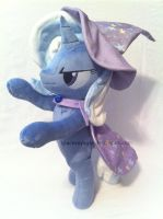 Behold! The Great and Powerful Trixie!! by PlanetPlush