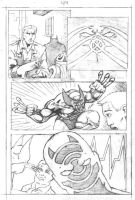 Submission: Marvel III - pg 1 by JasonShoemaker