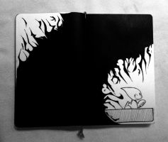 Encre Noire - Darkness by MrVava63