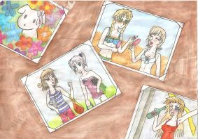 APH: Summer Memories by Demmi-chan