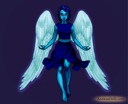 Water Angel by Lexicona96