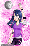 Mlp Sports - TS - Volleyball by Princess-CoCo-154